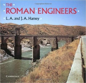 Ancient Roman Crane engineers