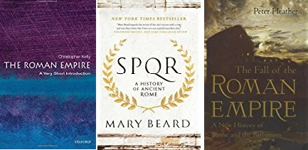 Ancient Rome Books