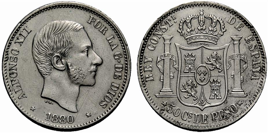 Coins Countermarked Philippines