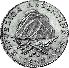 Argentine Ancient Coins