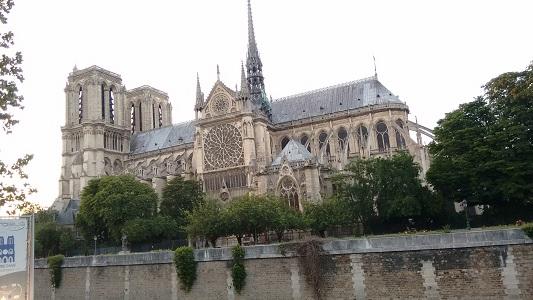 No more tourist buses in Paris