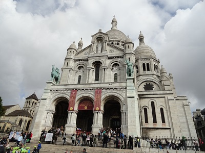 sacre Coeur Third day Paris - Tips & complete Traveling Guide