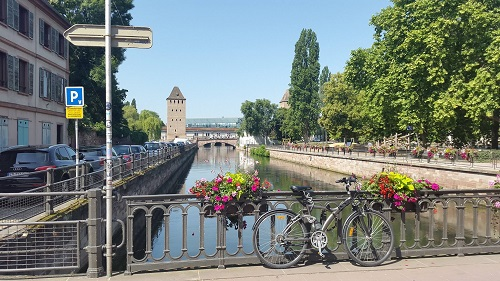 Travel Guide Strasbourg France