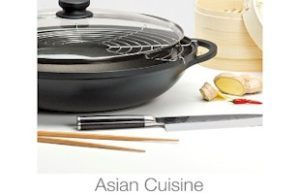 Cookware : asian cuisine