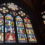 ☼ Treadwheel Crane in Cathedral of Strasbourg