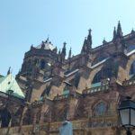 treadwheel crane cathedral strasbourg