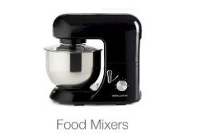 Household Stand Mixers Food Processors