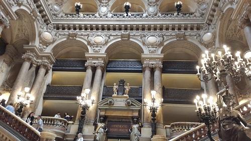 Opera garnier paris in three days first day