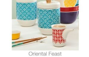 Cook & Kitchenaid : Cookware :oriental feast