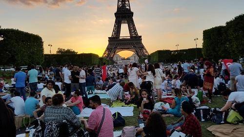 paris in three days first day