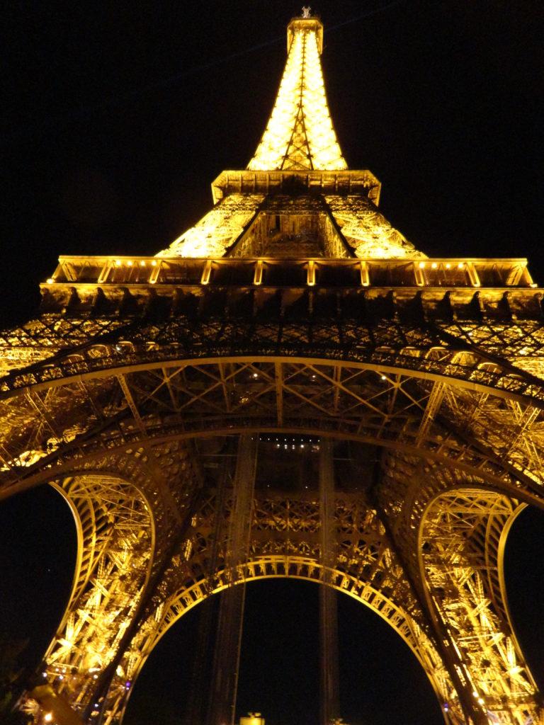 Walking Paris in Three Days eiffel tower