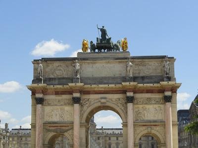 Place de la concorde Walking Paris in Three Days Travel Guide