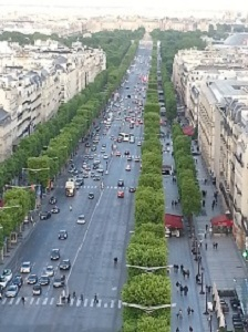 No more tourist buses in Paris