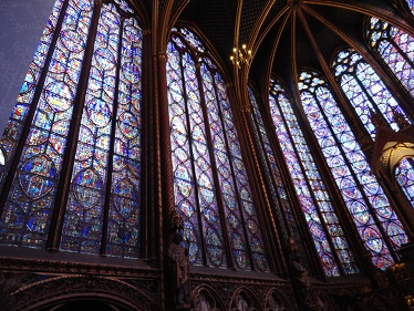Saint Chapelle -Third day in Paris - Tips & complete Traveling Guide