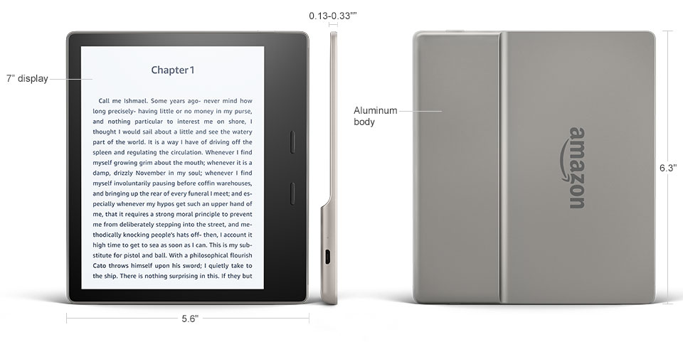 New Kindle Oasis 2020 11 eReaders 2019   2020   Kobo, Paperwhite, Onyx Boox & more