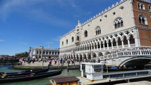 Ducal palace Falling in Love with Venice from The First Day