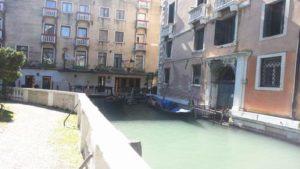 Venice Falling in Love