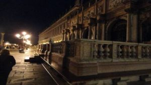 Evening : Falling in Love with Venice from The First Day