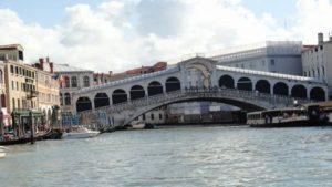 Rialto Bridge Venice travel two days
