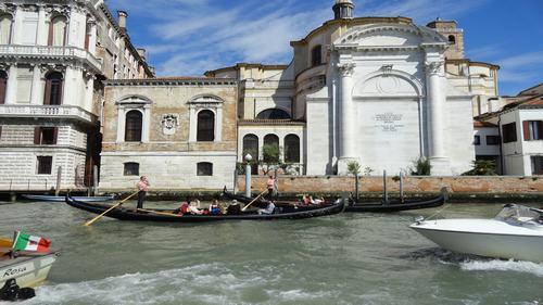 Grand Canal - Venice Falling in Love