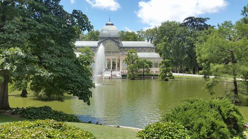 Parque del retiro- Three days madrid