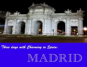 Best Travel Website; three days madrid first day/