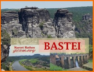 Best Travel Website: kurort rathen bastei Germany