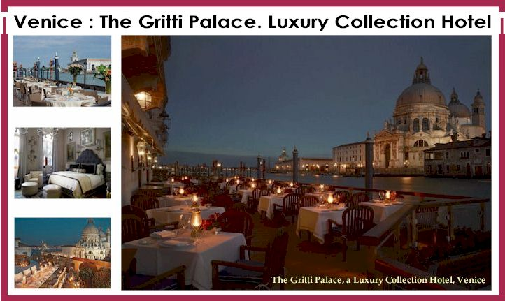 Booking: The Gritti Palace, a Luxury Collection Hotel, Venice