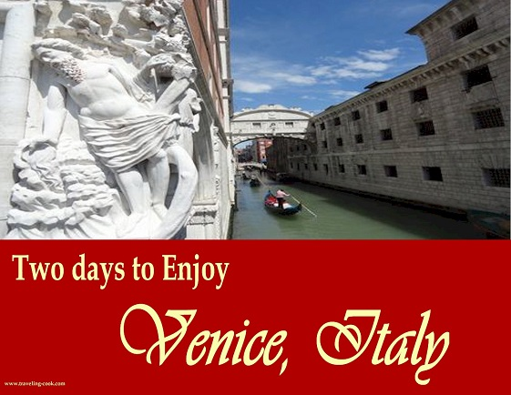 Best Travel Website: Two days in Venice
