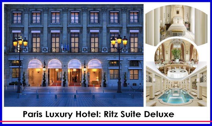 Guide of relaxing hotels for presidents prime ministers for Guide hotel france