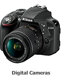Digital cameras - Most Useful and Practical Travel Accessories