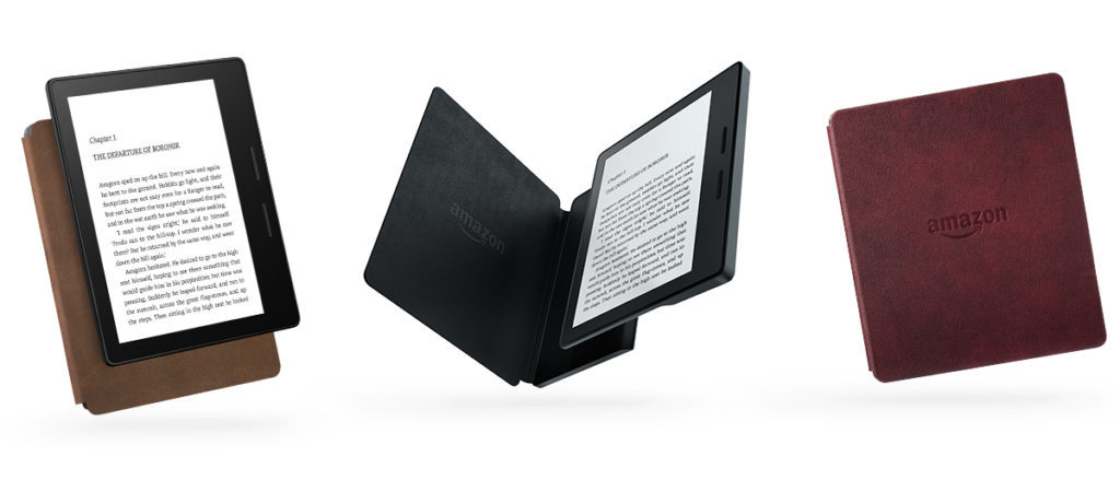 Kindle Oasis eReader for Left-Handers