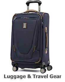 Luggage & Travel Gear Best Travel Gadgets 2018