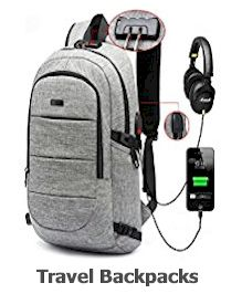 Travel Backpacks -20 most useful travel accessories in 2019