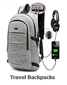 Travel Backpacks - Best Travel Gadgets2018