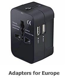 Best Travel Gadget2018- Adapter 220v