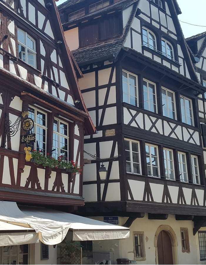 City of Strasbourg - France