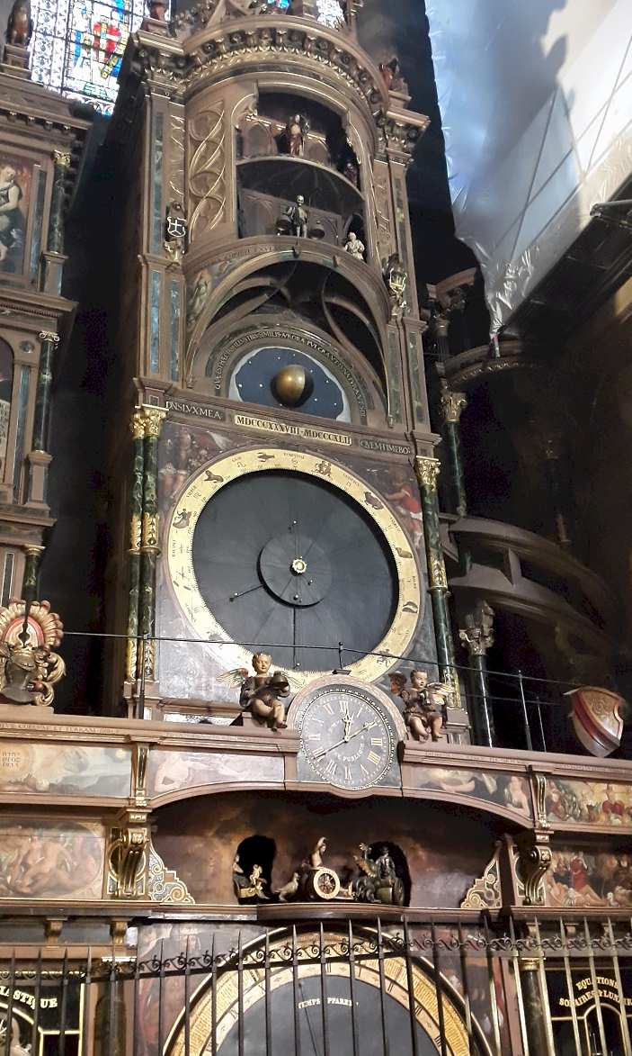 AstronomicClock of Cathedral of Strasbourg