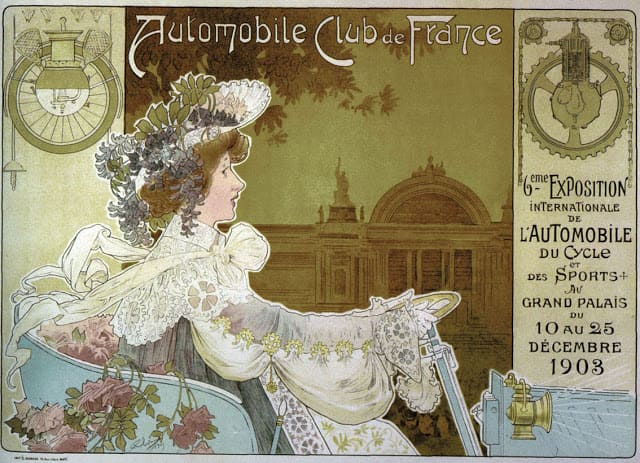 Automobile club de France