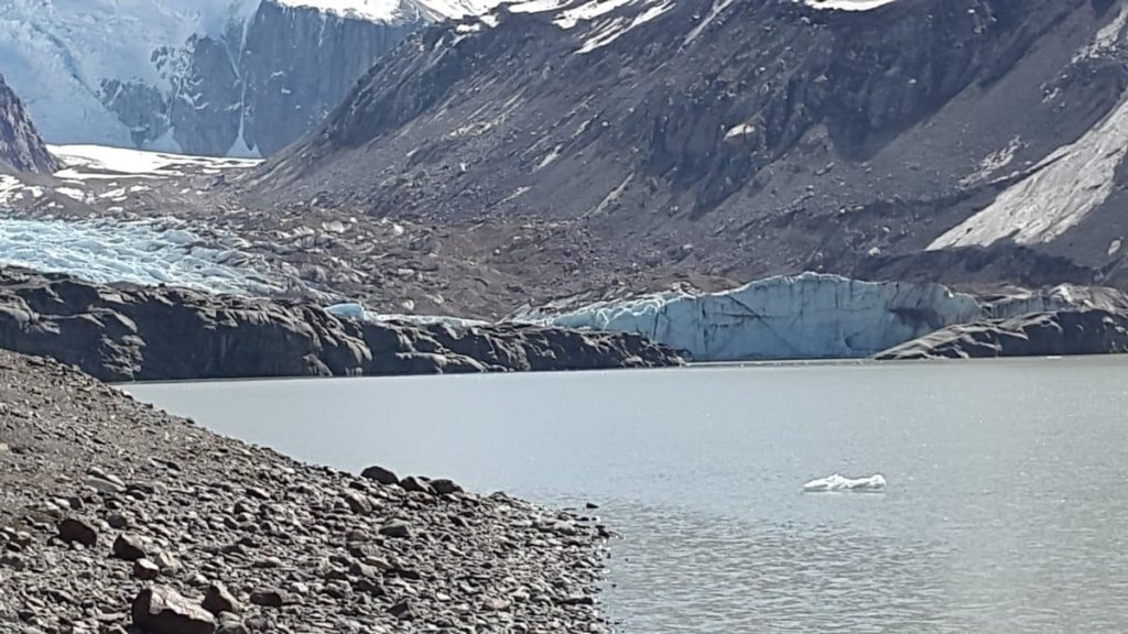 Glacier Laguna Torre Trail -Los Glaciares National Park