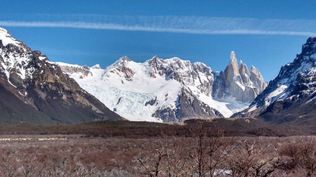 Glacier at The End of the World -Los Glaciares National Park