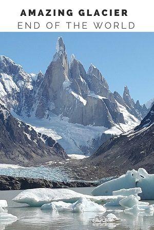 Amazing Glacier Argentina