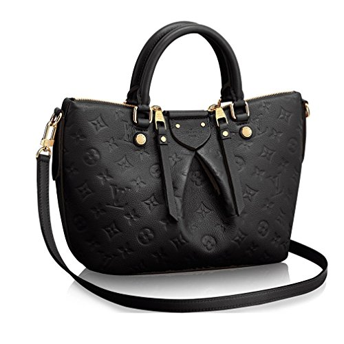 Mazarine PM Bag Handbag Noir - Elegance, Charm and Style: Louis Vouton
