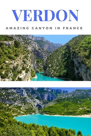 Traveling & Cook -Verdon Gorge