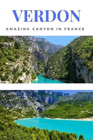 Traveling & Cook -Verdon Gorge