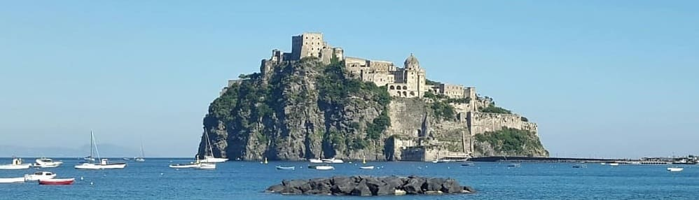 Aragonese Castle : Ischia & Capri: Two Islands to Fall in Love.
