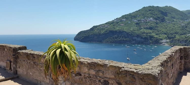 Bay of Naples : Ischia Island to Fall in Love. Unforgettable Charm and Pleasure