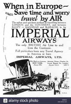 Traveling Vintage Ads