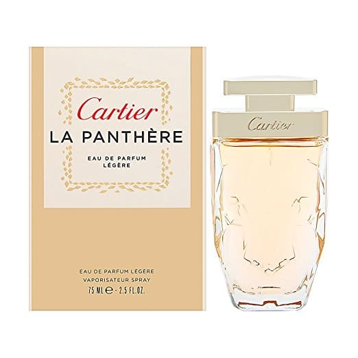 Cartier La Panthere Legere Women's Eau de Parfum Spray, 2.5 Ounce- Travel Size Perfumes for Women in 2019