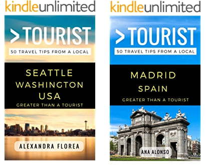 Travel Guides Amazon Unlimited